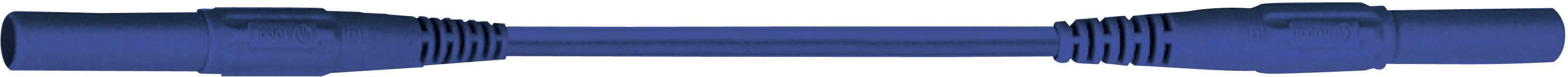 Merací kábel Multicontact XMF-419, 2,5 mm², 2 m, modrý
