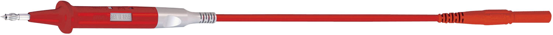 Merací silikónový kábel Multicontact XSPP-419, 2,5 mm², červený, 1 m