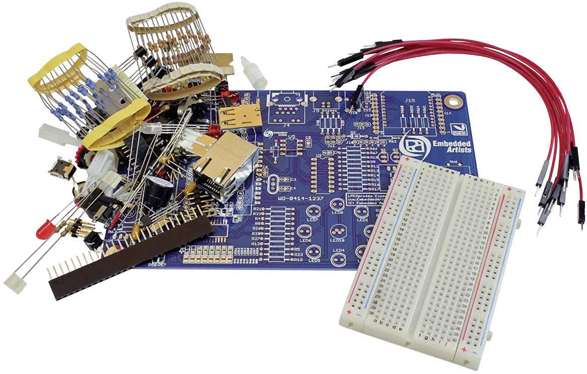Vývojová doska Embedded Artists EA-XPR-012