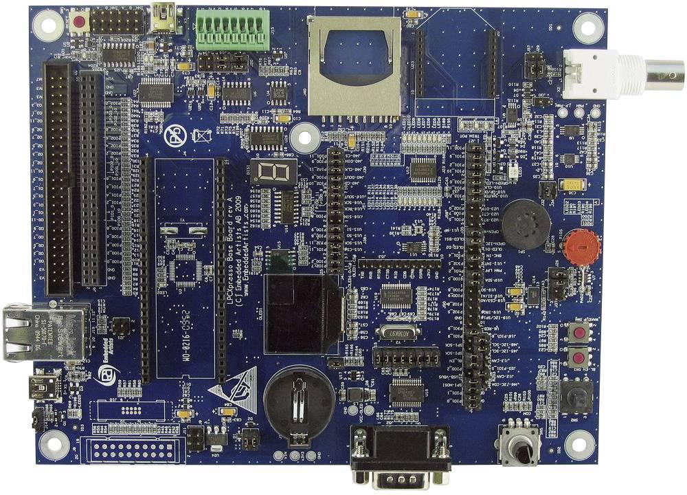 Vývojová deska Embedded Artists EA-XPR-021