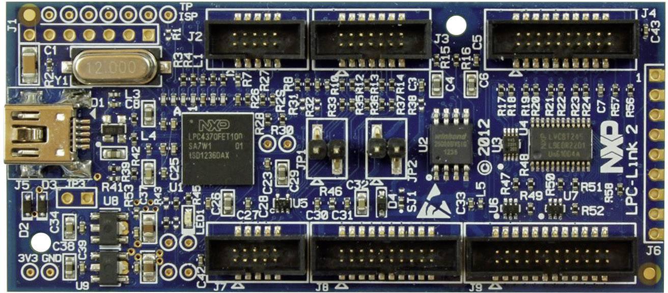 Vývojová doska LPC-LINK 2 Embedded Artists EA-XPR-200 (OM13054)