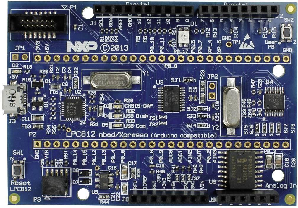 Vývojová doska LPC812 Embedded Artists EA-XPR-300