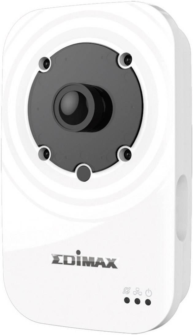 Bezpečnostná Wi-Fi kamera Edimax IC-3116W, denný aj nočný záznam, 1280 x 720 px