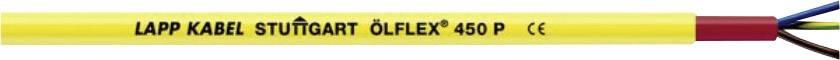 Pripojovací kábel/vodič ÖLFLEX® 450 P LappKabel 0012302, 3 G 2.50 mm², žltá, metrový tovar