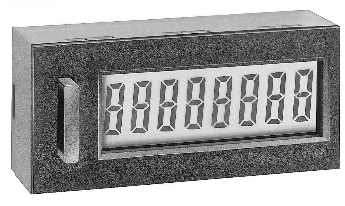 Elektronický čítač impulzov TDE Instruments 7400AS
