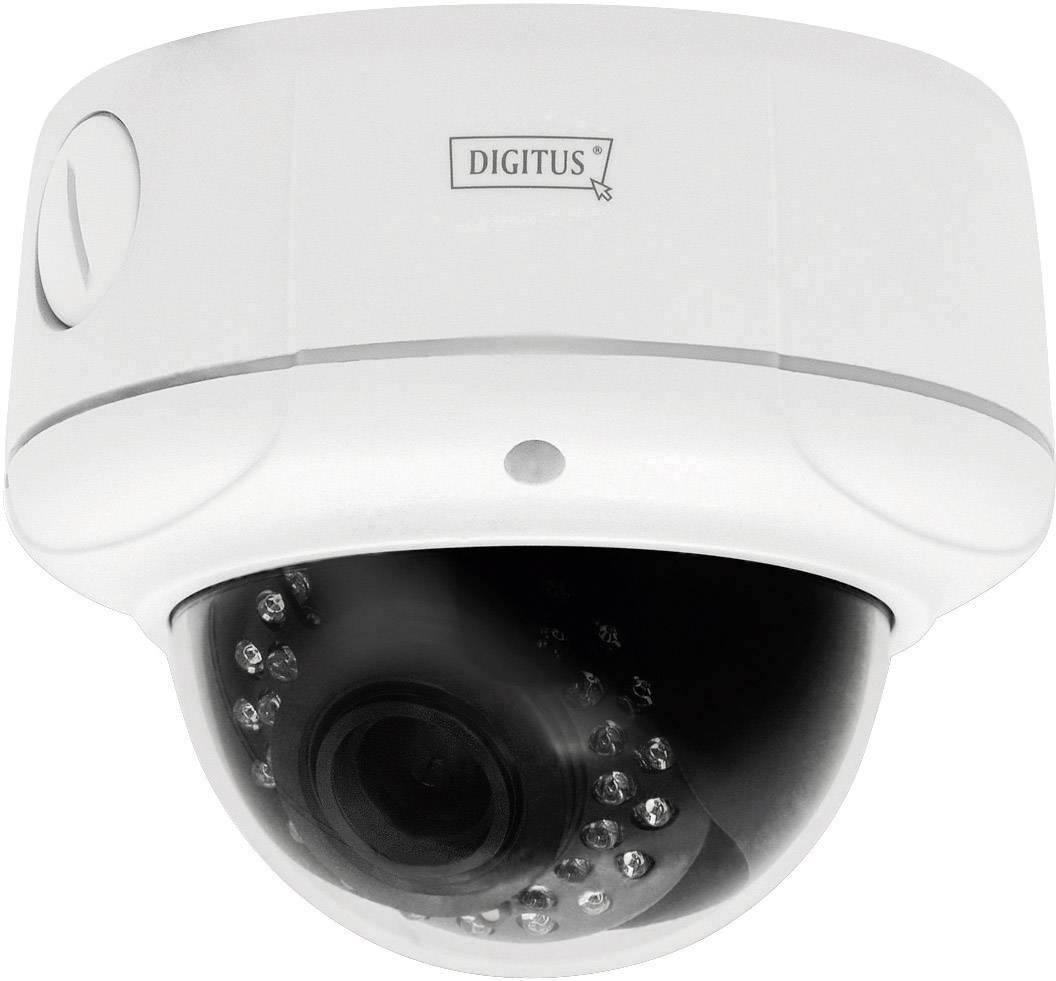 Bezpečnostná kamera Digitus Plug&View OptiDome Pro DN-16043, s Wi-Fi, LAN, 1600 x 1200 pix
