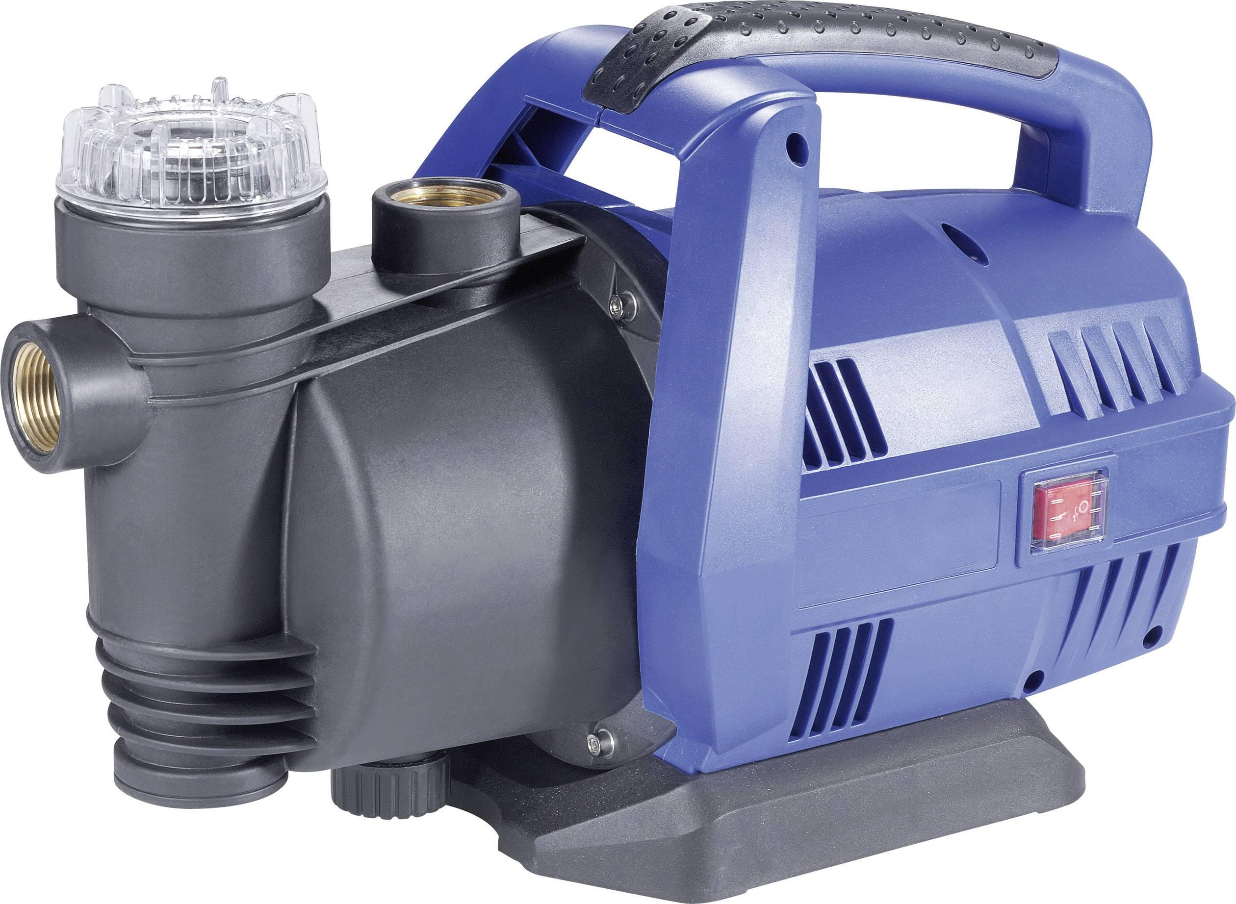 Záhradné čerpadlo Renkforce 800W 1034029, 3300 l/h, 38 m, 800 W