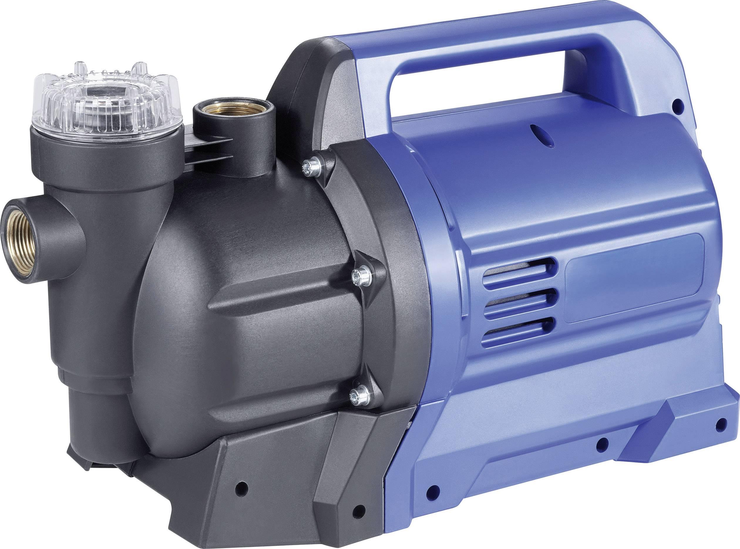 Záhradné čerpadlo Renkforce 1100W 1034030, 4200 l/h, 45 m, 1100 W