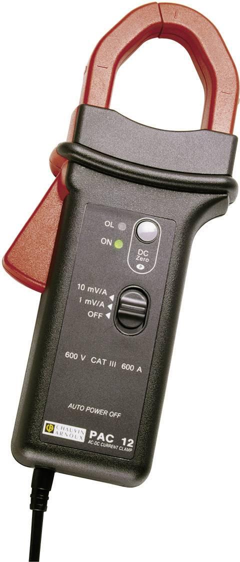 Klešťový ampérmetr Chauvin Arn P01120072, kalibrováno dle ISO