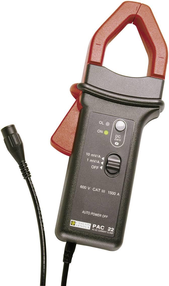 Klešťový ampérmetr Chauvin Arn P01120073, kalibrováno dle ISO