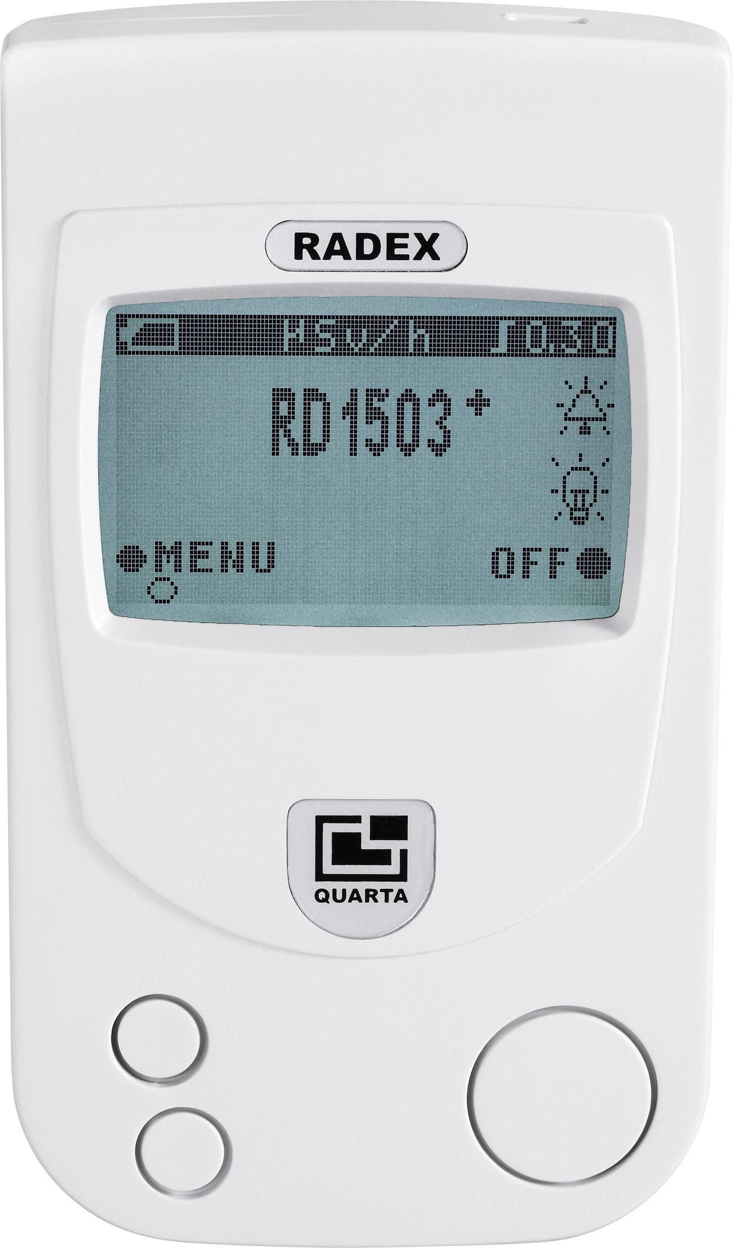 Geigerov čítač pre kontrolu rádioaktivity Radex RD1503 PLUS