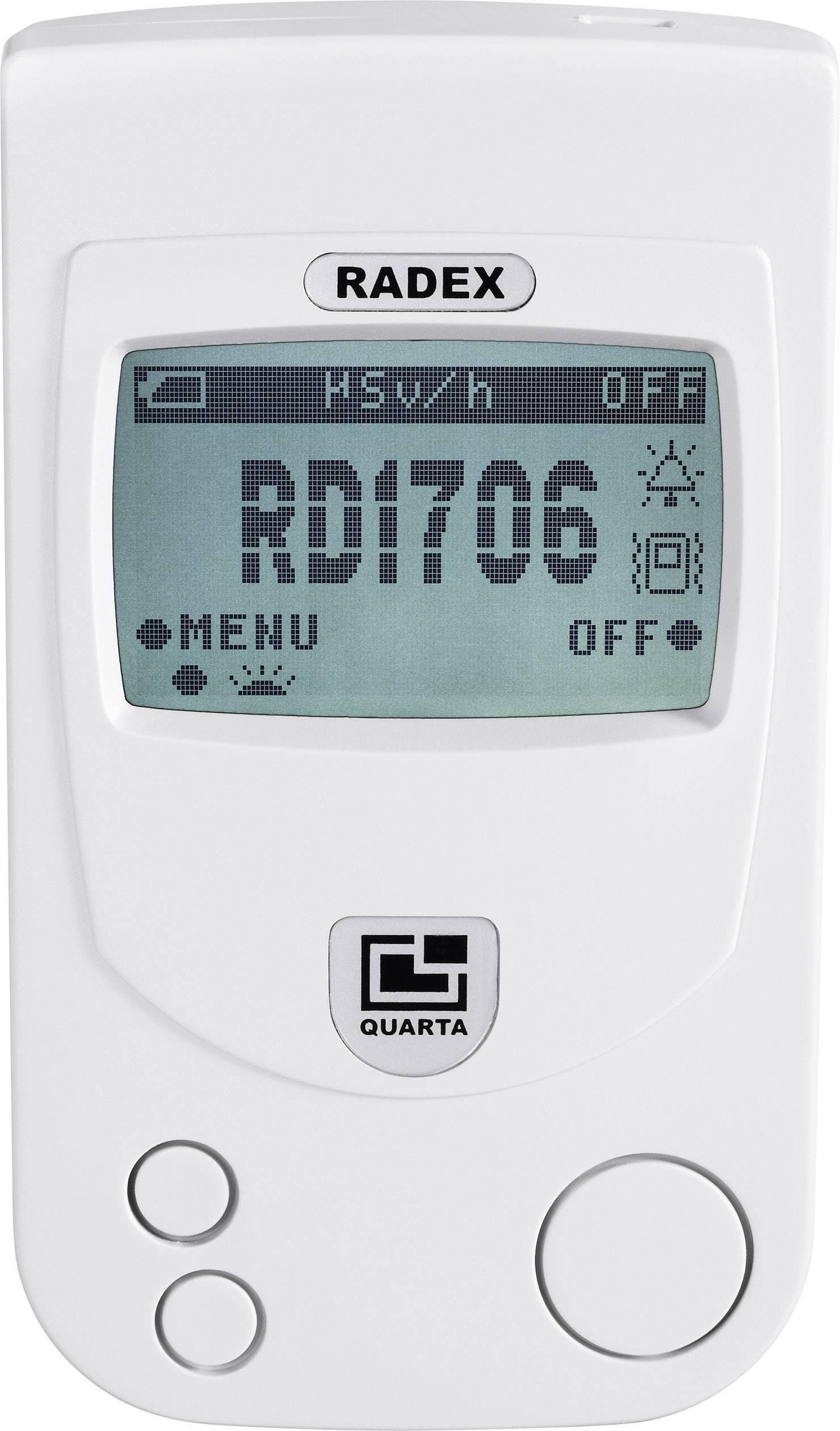 Geigerov čítač pre kontrolu rádioaktivity Radex 1706