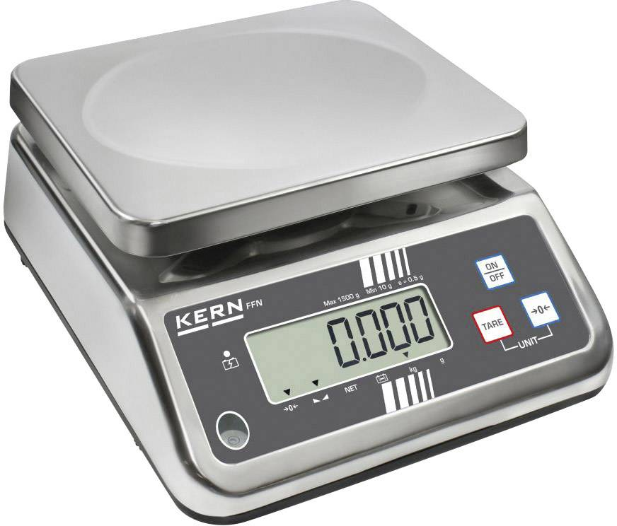 Stolní váha Kern FFN 15K2IPN, 15 kg