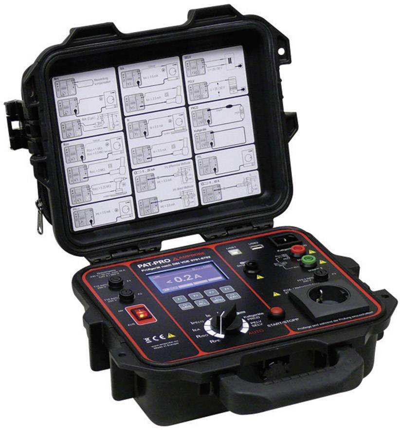VDE tester Beha AMPROBE GT-600, 4151632