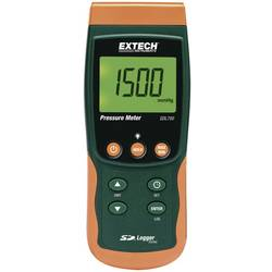 Manometr Extech SDL700 s dataloggerem, 2 mbar - 20 bar