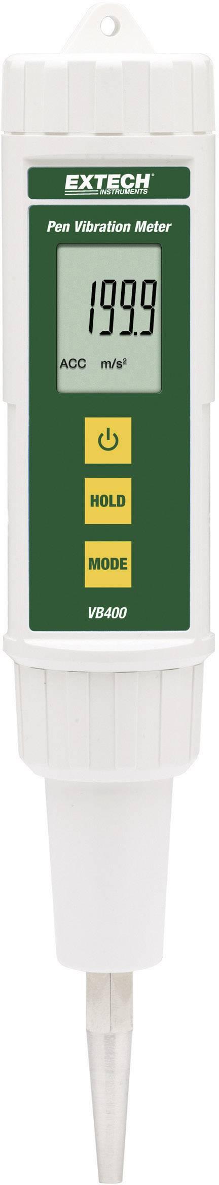 Přístroj k měření vibrací Extech VB400