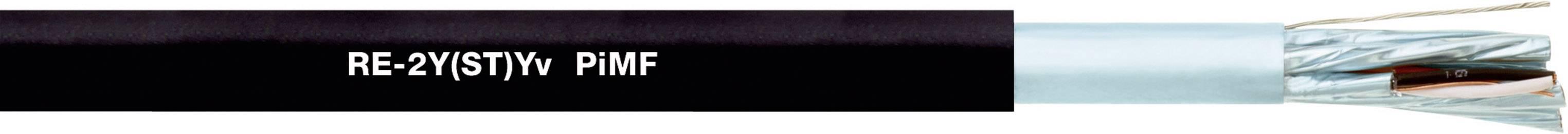 Datový kabel RE-2Y(ST)Yv PiMF 16 x 2 x 0.50 mm² černá LAPP 0032453 100 m