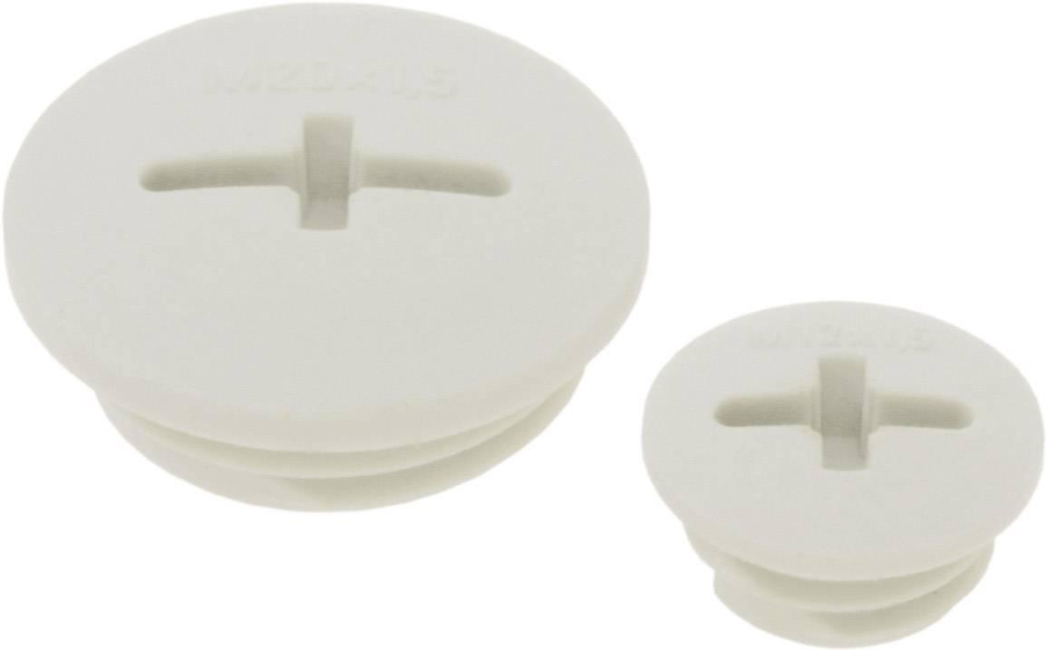 Záslepka LAPP SKINDICHT BLK-GL-M 50x1,5 RAL 7035 LGY, polyamid, 1 ks