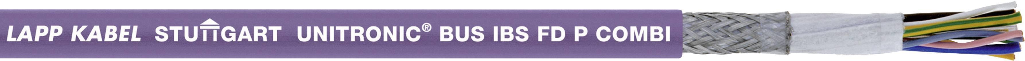 Sběrnice UNITRONIC® BUS 3 x 2 x 0.25 mm² + 3 x 1.0 mm² fialová LappKabel 2170218 1000 m