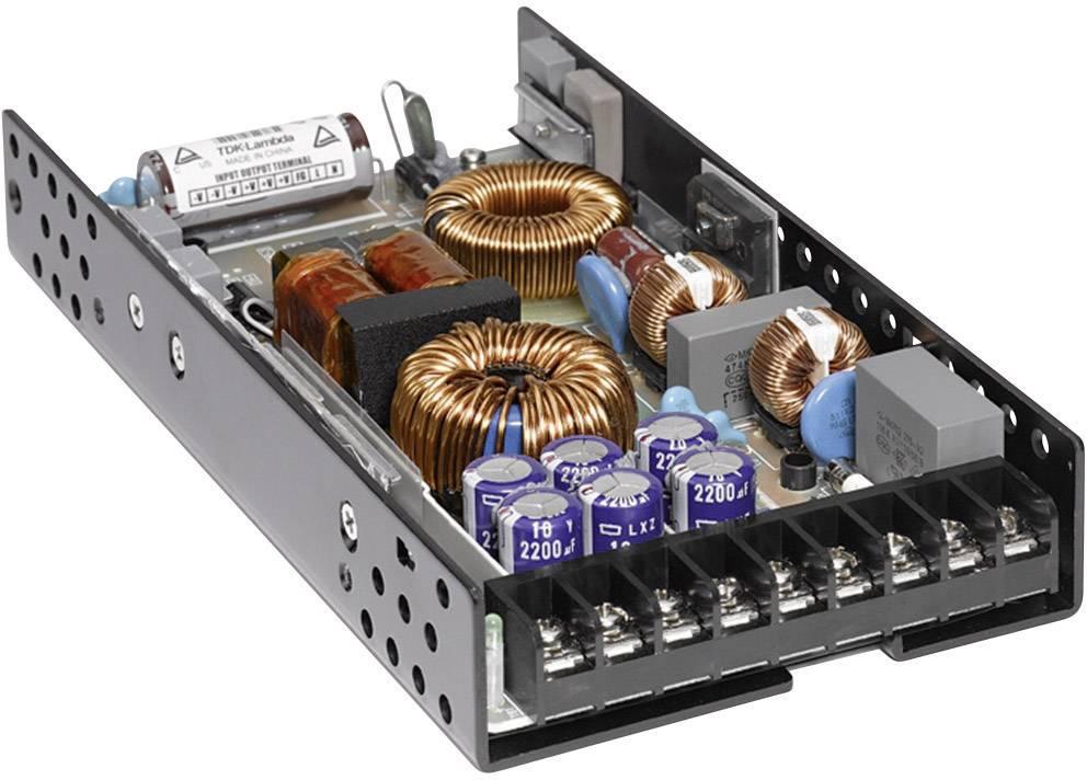Vestavný napájecí zdroj TDK-Lambda CUS-250LD-24, 252 W, 24 V/DC