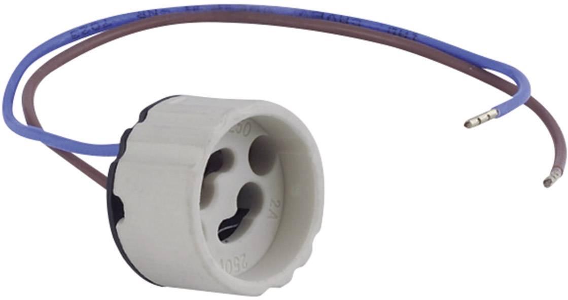Objímka žiarovky GZ10 Paulmann 217, 230 V, keramika