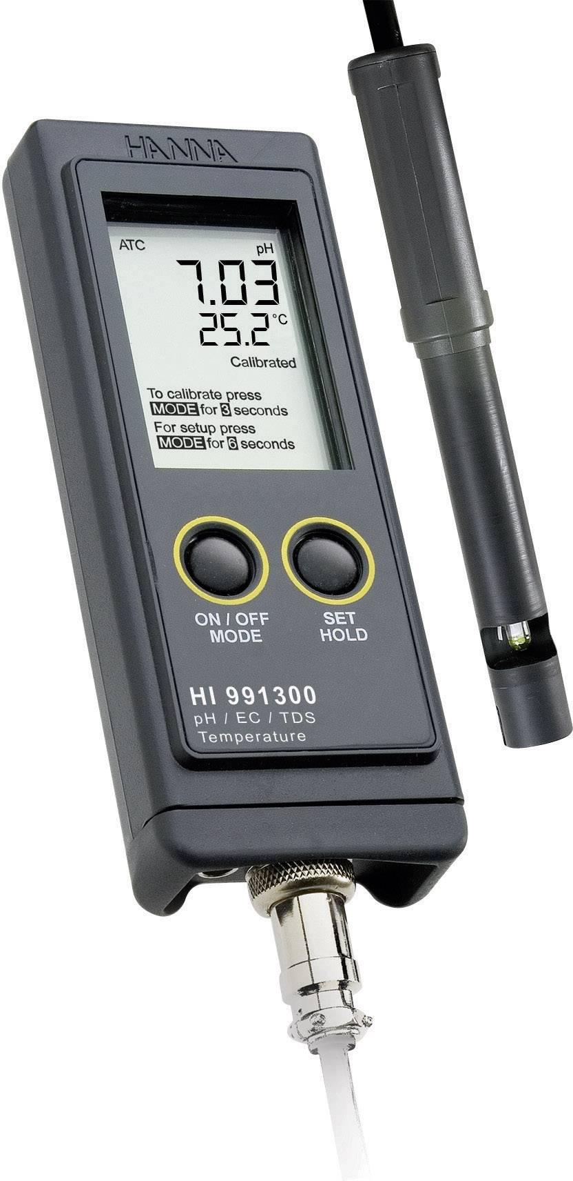 Přístroj na měření kvality vody Hanna Instruments HI 991300