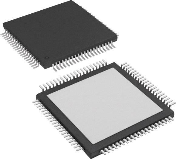 IO rozhraní - vysílač/přijímač Texas Instruments TSB41AB3PFP, IEEE 1394, 6/6, HTQFP-80