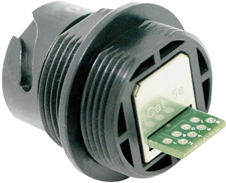 Dátový zástrčkový konektor pre senzory - aktory Conec 17-10040 17-300050, 1 ks