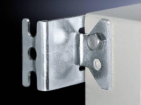 Držák na stěnu Rittal SZ 2433.500, nerezová ocel, 4 ks