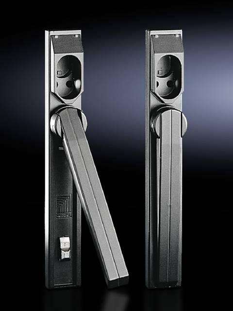 Uzavírací systém Rittal SZ 2453.000, bezpečnostní zámek, litina, hnědá, 1 ks