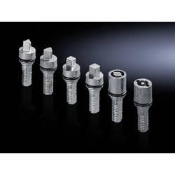 Uzavírací vložka Rittal SZ 2523.000, 7 mm čtyřhranná, litina, 41 mm, 1 ks