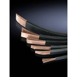 Sběrná lišta lamelová zástrčka Rittal SV 3570.005, lamelová zástrčka , 2000 mm, měď, 1 ks