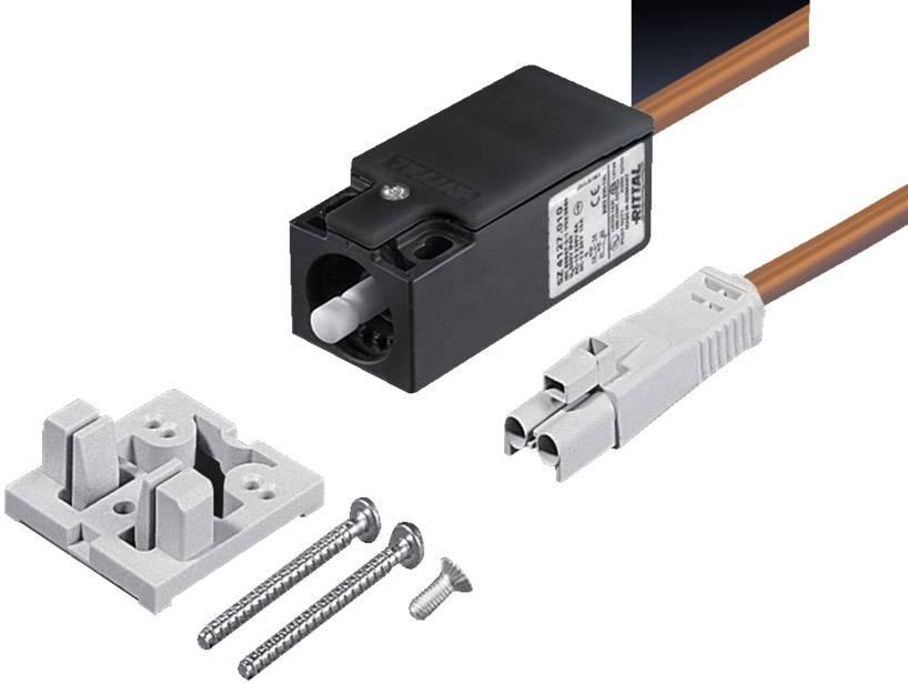 Dveřní spínač Rittal SZ 4315.520, 240 V/AC, 24 V DC/AC, 125 V/DC, 8 A, zdvihátko, bez aretace, 1 ks