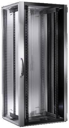 Rozvodnice Rittal DK 5507.120, 800 x 2000 x 800, ocelový plech, světle šedá , 1 ks