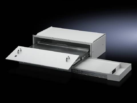 Zásuvka Rittal CP 6003.000, (š x h) 482.6 mm x 261 mm, 1 ks