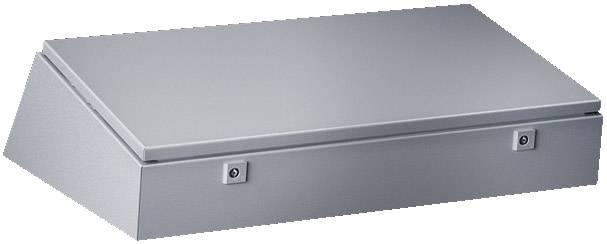 Skrinka na ovládací pult Rittal TP 6714.500, 700 x 600 x 235 mm, oceľový plech, svetlo sivá (RAL 7035), 1 ks