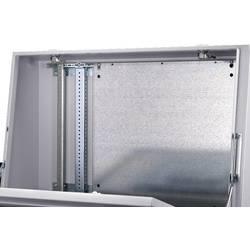 Montážna doska ocelový plech Rittal TP 6730.310, (d x š) 437 mm x 200 mm