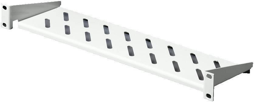 Prístrojová polica Rittal;DK 7119.140, (š x h) 482.6 mm x 140 mm, 1 ks