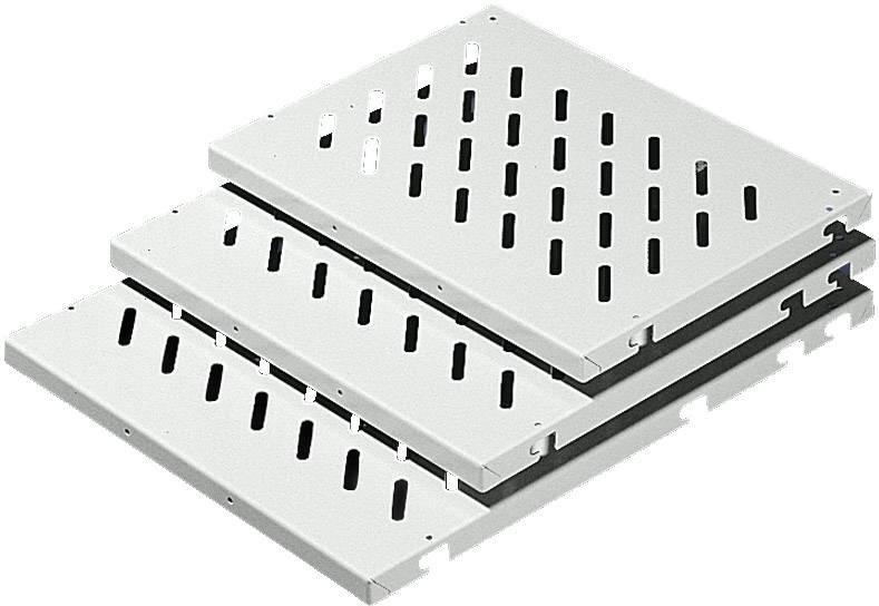 Prístrojová polica Rittal;DK 7144.035, (š x h) 409 mm x 400 mm, 1 ks
