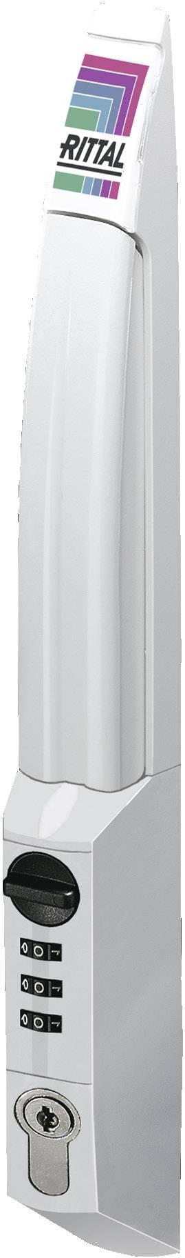Bezpečnostní rukojeť Rittal DK 7200.800, s číselným kódem šedá (RAL 7035), 1 ks