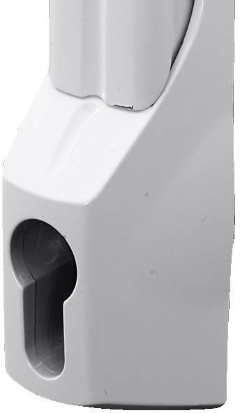 Pohodlný úchyt pro nošení Rittal DK 7705.120;pro profilový poloválec , litina, 1 ks