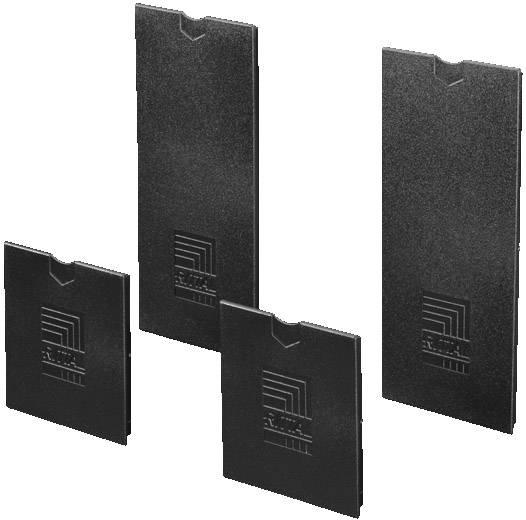 Záslepka soklu Rittal TS 8601.140, ABS, černá, 4 ks