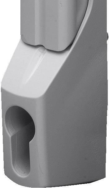 Pohodlný úchyt pro nošení Rittal TS 8611.070, pro profilový poloválec šedá (RAL 7035), 1 ks