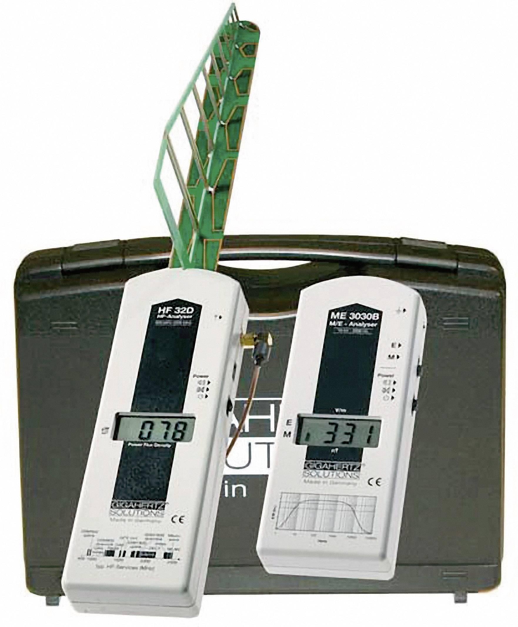 Gigahertz Solutions MK10 -Analysegerät, Elektrosmog-Messgerät, Kalibrováno dle bez certifikátu
