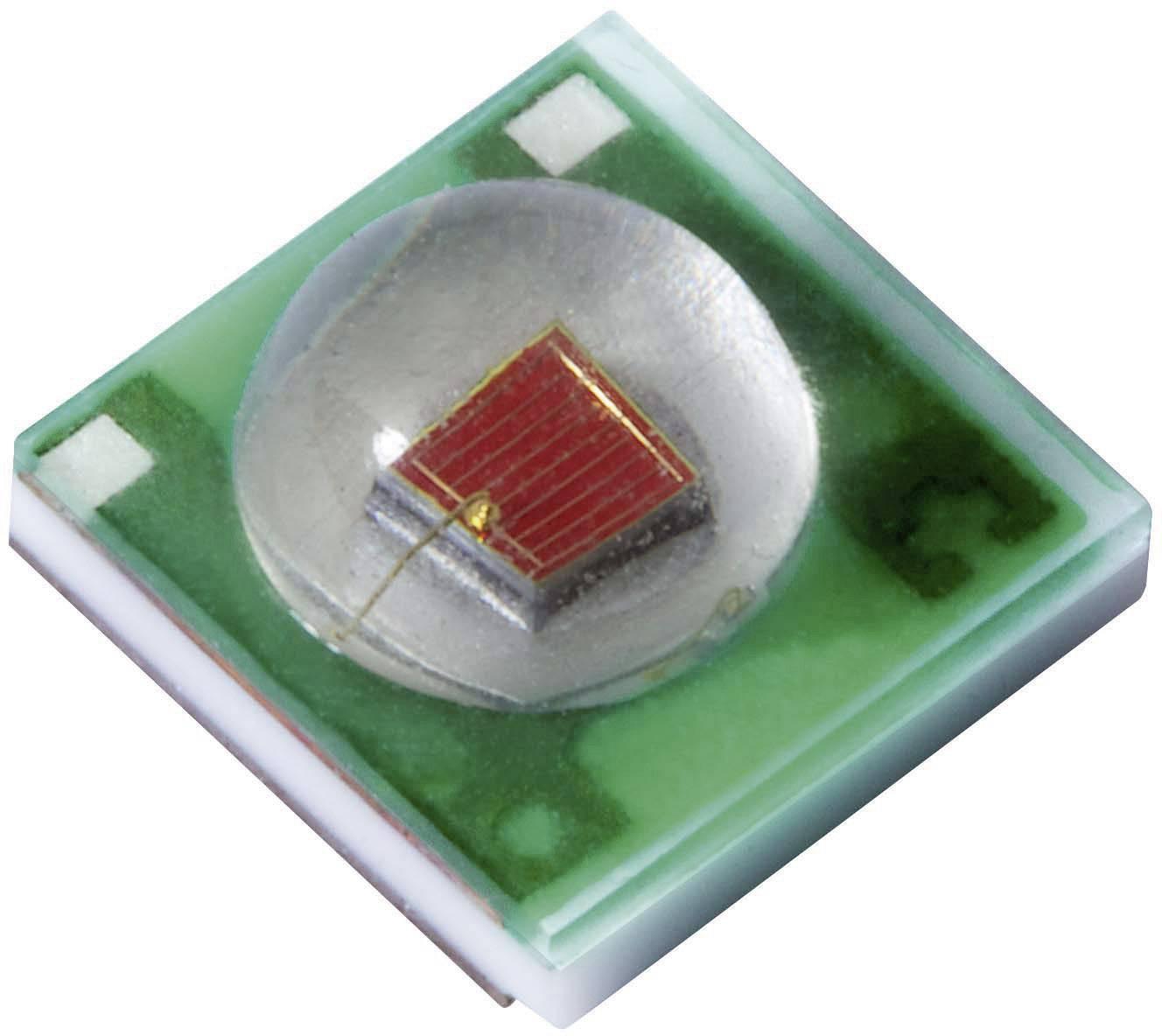 SMD LED speciální Kingbright, KTDS-3535QB14Z4S, 350 mA, 3,3 V, 110 °, modrá