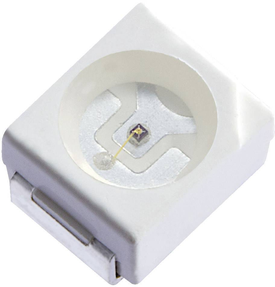 SMD LED  Kingbright KA-3528QBS-D, 150 mcd, 120 °, 20 mA, 3.3 V, modrá