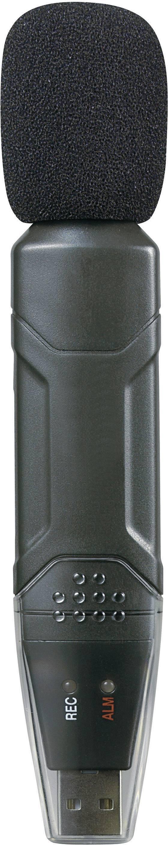 USB datalogger Voltcraft DL-161S pro záznam hluku