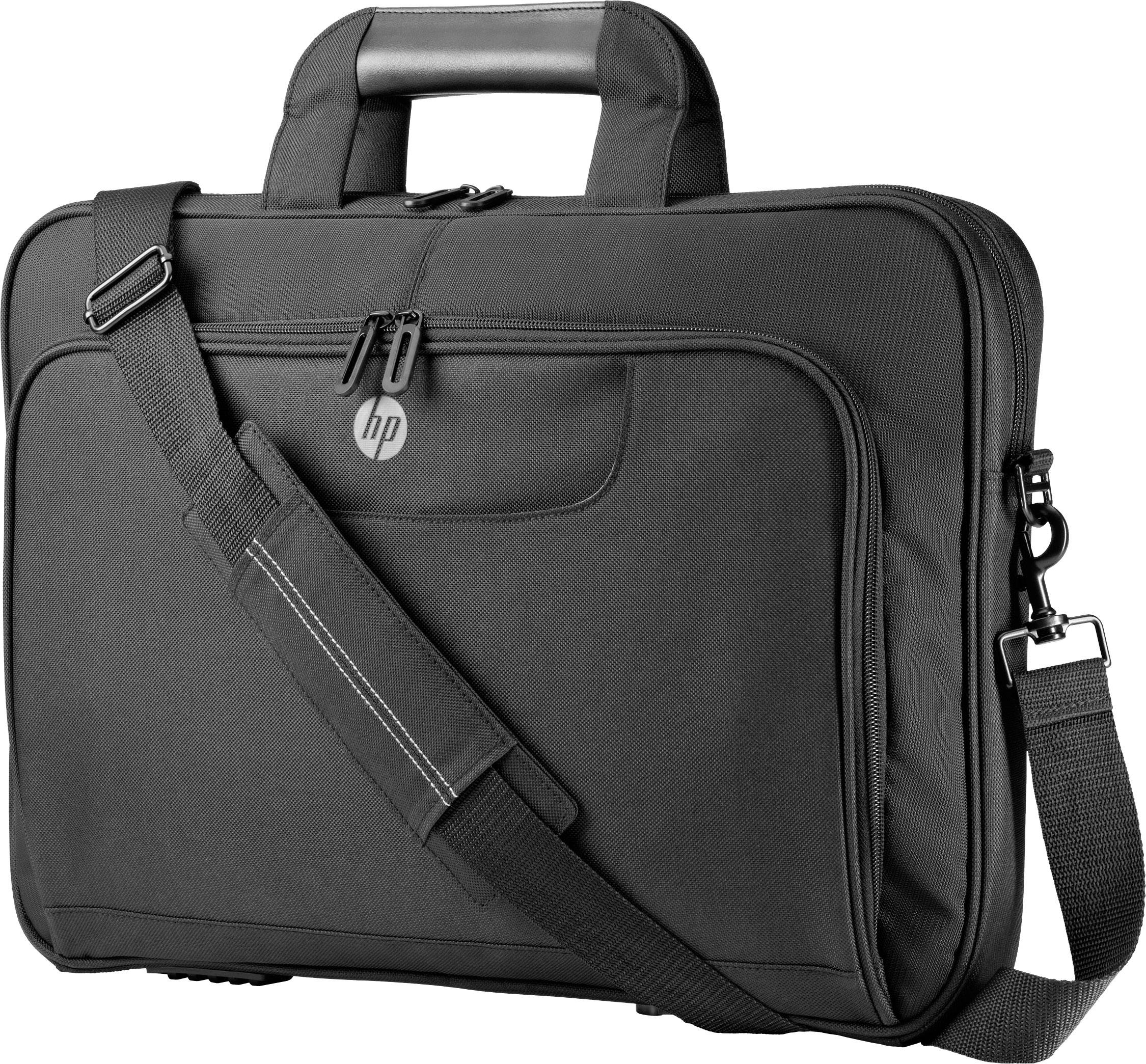 "Taška na notebook HP QB683AA QB683AA s max.veľkosťou: 46,7 cm (18,4"") , čierna"