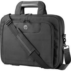"""Taška na notebook HP Value 16.1"""" Top Load QB681AA s max.veľkosťou: 39,6 cm (15,6"""") , čierna"""