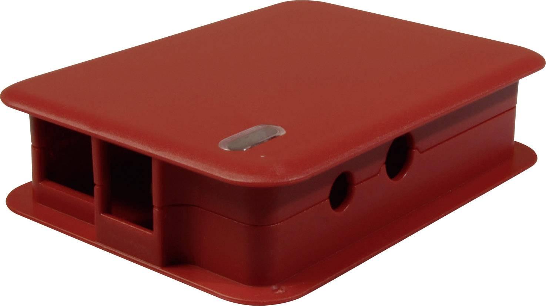 Kryt pro Raspberry Pi® TEKO TEK-BERRY.24, červená